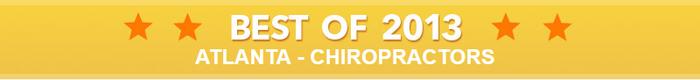 Falite Family Chiropractic - Kudzu.com Best of 2013 Atlanta Chiropractors!